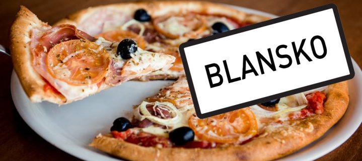 Kam na pizzu v Blansku?