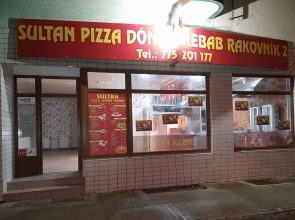 Sultan Pizza Doner Kebab