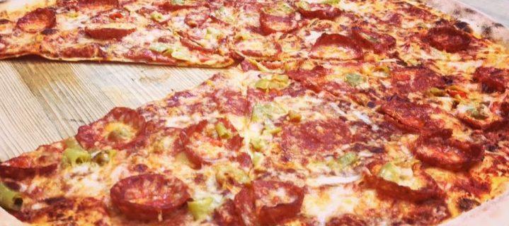 Pizza Kebab Pomodoro