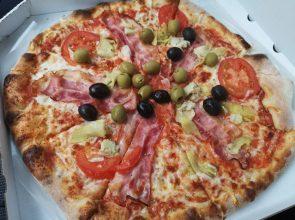 Pizza na Náměstí