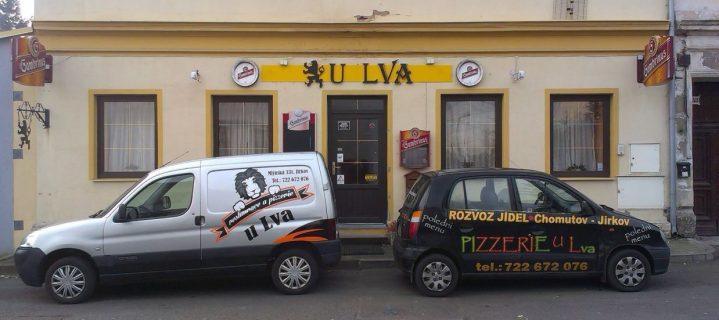 Restaurace a Pizzeria U Lva