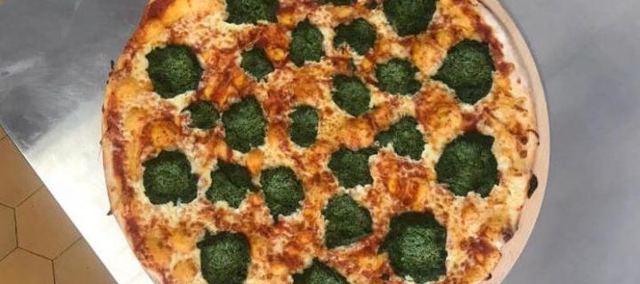 Chelsea Kebab Pizza