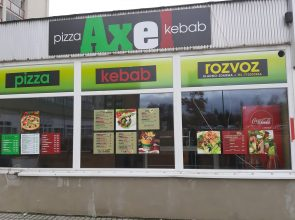 Pizza Kebab Axel