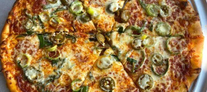 Pizza NuPoo Praha Krč – nově otevřeno + AKCE