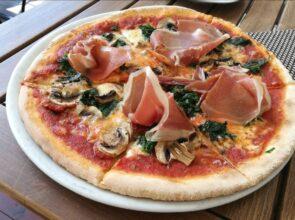Restaurace a pizzerie Grande
