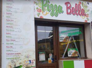 Kebab Pizza Bella