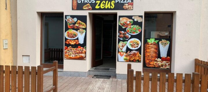 Zeus kebab & pizza